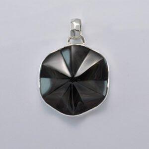 Anhänger mit Obsidian